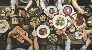[Gastronomie] Deux tiers des Canadiens prêts à s'envoler pour déguster leur plat favori