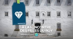 [Québec] à la rencontre des filles du Roy