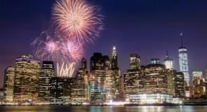 Le 4 juillet à New York : le Macy's Fireworks