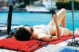 [Techno] Une serviette connectée pour la plage