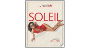 [BROCHURE] Vacances Air Canada lance sa nouvelle brochure soleil 2017/2018