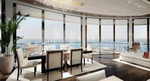 Ritz-Carlton se lance dans les croisières Yacht