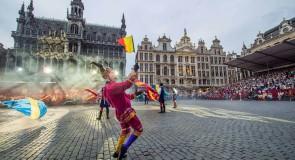 [Bruxelles] 5 façons de la découvrir