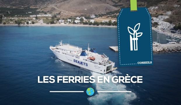 [Conseils] Prendre les ferries en Grèce