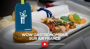 [Air France] Un Wow gastronomique!