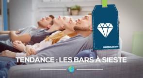 [Tendance] Les bars à sieste