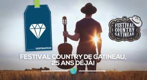 [Gatineau] Le Festival Country: 25 ans déjà!
