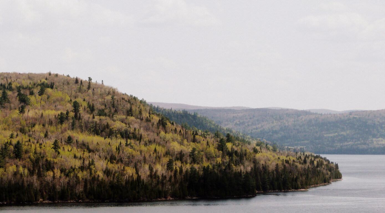 Lac Témiscouata Canada