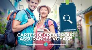 [Miss Curieuse] Quelles cartes de crédit choisir quand on aime voyager?