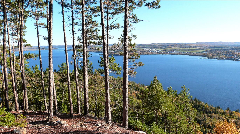 parc national lac Témiscouata