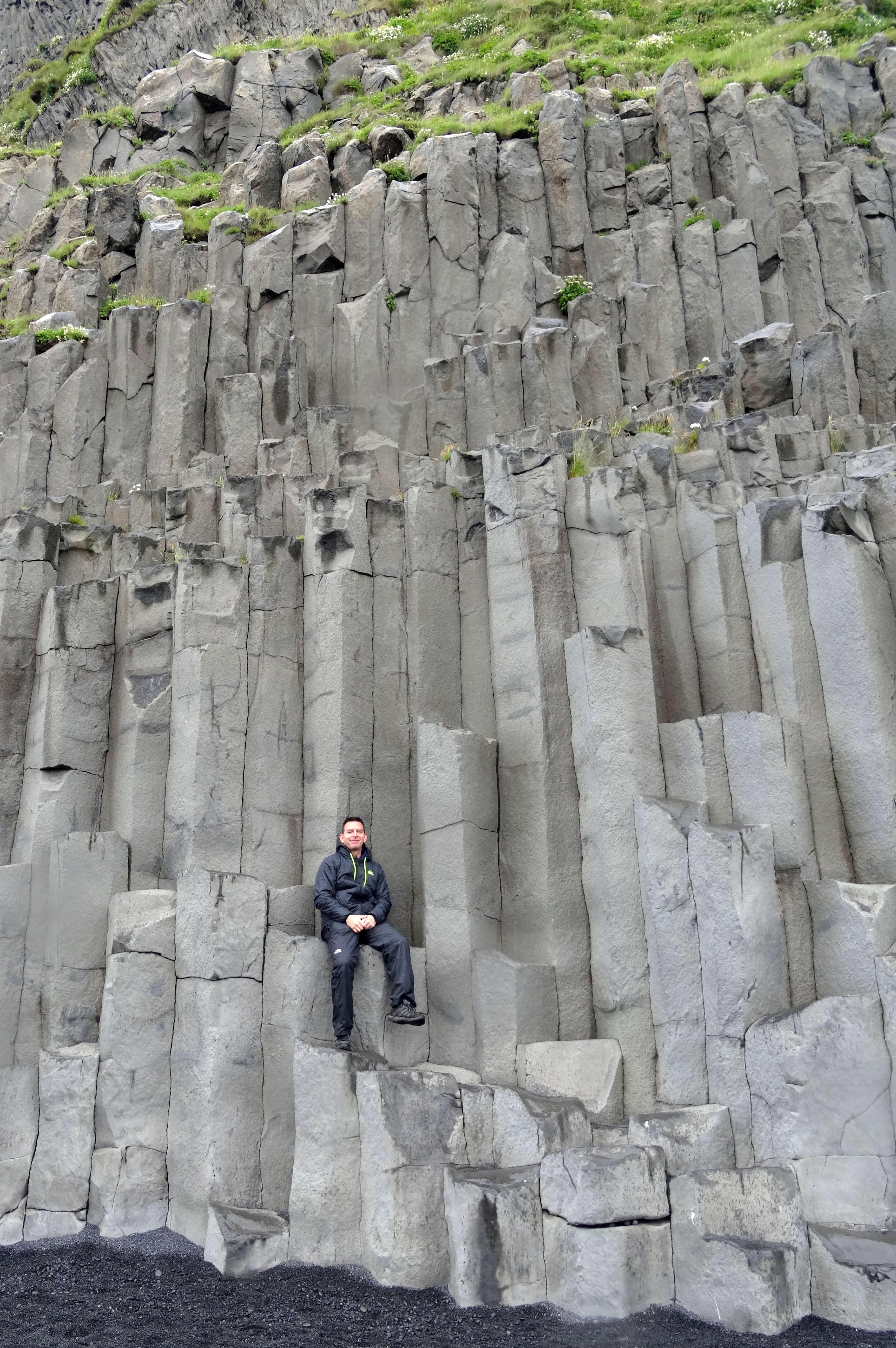 Islande Reynisfjara
