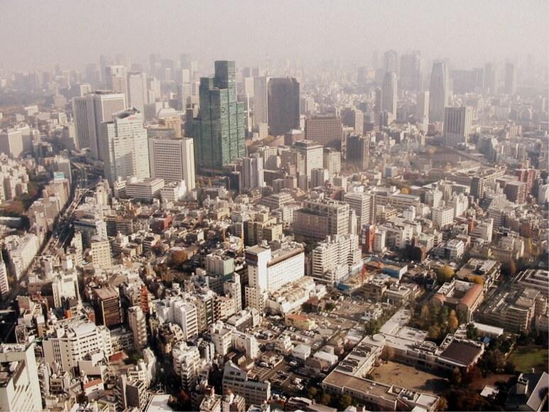 tokyo japon ville