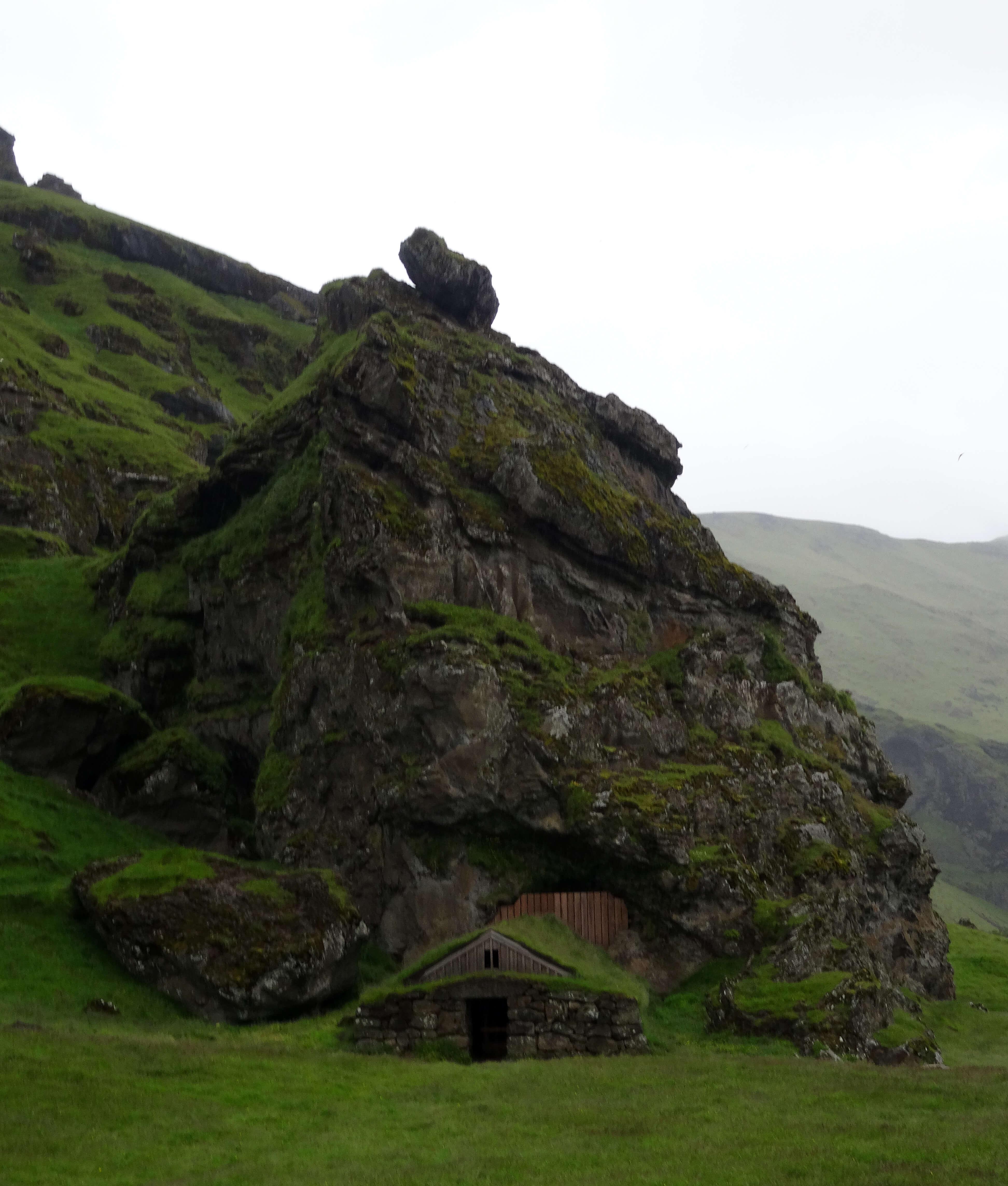 Islande Rutshellir