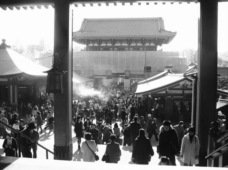 Senso-Ji Tokyo Japon religion