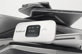 [Techno] Le boitier Bitebird pour rester connecté à l'étranger