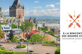 Gastronomie autochtone, Québec organise un évènement unique!