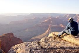 [Grand Canyon] Rive nord ou rive sud?