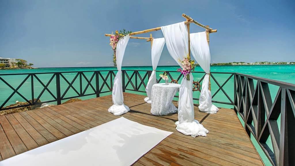 ponton mariage royalton jamaique