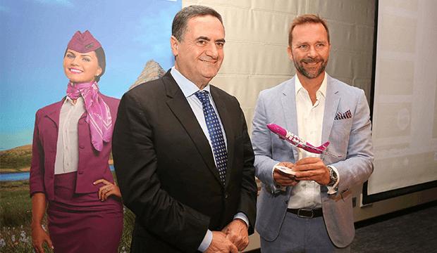 WOW Air annonce une nouvelle liaison vers Tel Aviv