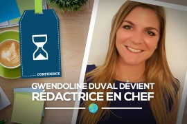 [Nomination] Profession Voyages: Gwendoline Duval – Rédactrice en chef