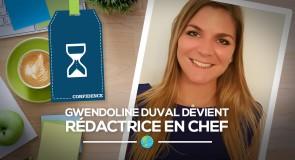 [Nomination] chez Profession Voyages :Gwendoline Duval – rédactrice en chef de