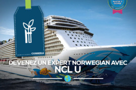 Devenez un expert Norwegian avec NCL U !