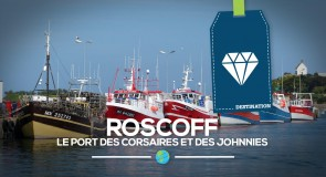 [Bretagne] Roscoff: le port des corsaires et des Johnnies