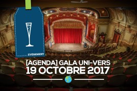 [Agenda] Jeudi 19 octobre: Gala des trophées Uni-Vers