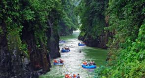 Le Costa Rica entre amis, cela pourrait ressembler à ça!