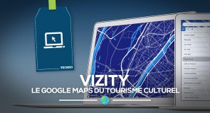 [Techno] Vizity: le Google Maps du tourisme culturel