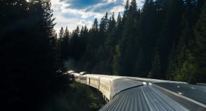 La traversée des Rocheuses en train, une expérience inoubliable