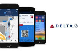 [Delta Air Lines] L'enregistrement devient automatique avec l'application Fly Delta