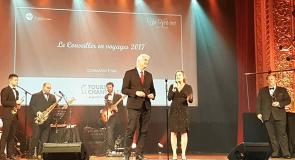 [Événement] Les gagnants du Gala des Trophées Uni-Vers 2017