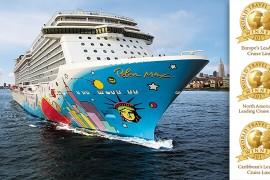 [Norwegian Cruise Line] remporte les honneurs aux World Travel Awards