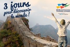Les grandes tendances 2017 qui seront représentées au Salon International Tourisme Voyages