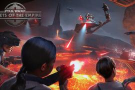L'incroyable expérience Star Wars:Secrets of the Empire arrive!