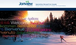 Forfaitiste FIT – Jonview Canada / Montréal
