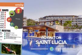 [Fiches Hôtels] Le Royalton Saint Lucia