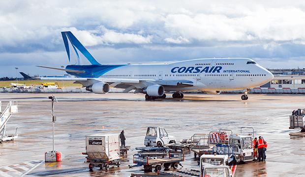 Corsair offrira des vols toute l'année au départ de Montréal