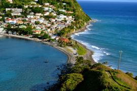 Un nouveau blogue pour la Dominique avec les mises à jour sur le statut de l'île