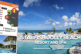 [Fiches hôtels] Le Starfish Jolly Beach Resort and Spa à Antigua