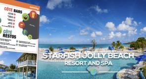 [Fiches hôtels] Découvrez le Starfish Jolly Beach Resort and Spa à Antigua
