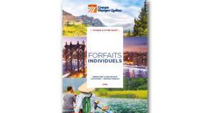[BROCHURE] Forfaits individuels: Groupe Voyages Québec innove et enrichit son offre