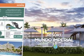 [Fiches Hôtels] Le Resort Mundo Imperial sur la Riviera Diamante