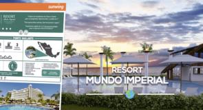 [Fiches Hôtels] Découvrez le Resort Mundo Imperial sur la Riviera Diamante