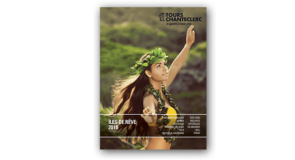 [BROCHURE] Tours Chanteclerc – Îles de rêve 2018