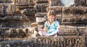 Voyager en Asie avec des enfants