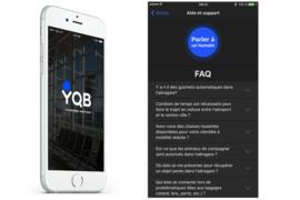 L'aéroport de Québec remporte un prix pour son application mobile