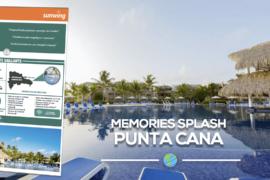 [Fiches Hôtels] Le Memories Splash Punta Cana
