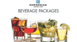 Les forfaits boissons NCL disponibles en 2018